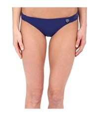 Body Glove Smoothies Flirty Surf Rider Bottom Midnight Women's Swimwear Navy