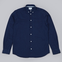 Norse Projects Anton Denim Shirt Dark Indigo