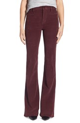 Madewell 'Flea Market' Flare Corduroy Pants Red Rock