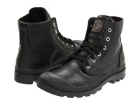 Palladium Pampa Hi Leather Black Men's Lace Up Boots