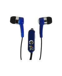 Mizco Kansas Jayhawks Earbuds Team Color