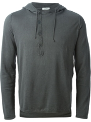 Paolo Pecora Button Fastening Hoodie