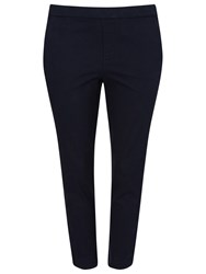 Windsmoor Cropped Trousers Navy