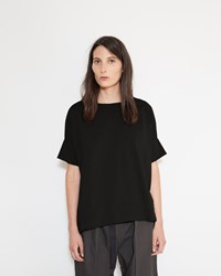 Christophe Lemaire Loose Tee Black