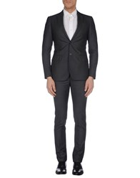 Ballantyne Suits And Jackets Suits Men Steel Grey
