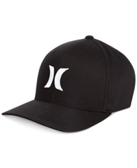 Hurley One And Only Flexfit Hat Black