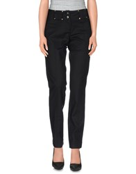Cappopera Trousers Casual Trousers Women Black