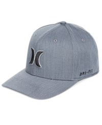 Hurley Men's Ace Dri Fit Embroidered Logo Hat Black