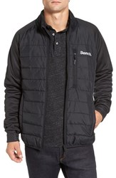Men's Bench. Intellectual Quilted Jacket
