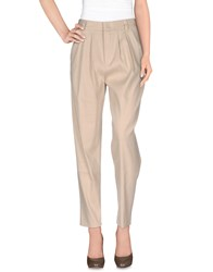 Alice Olivia Alice Olivia Trousers Casual Trousers Women Beige