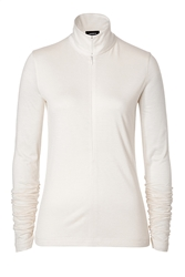 Akris Cashmere Silk Top