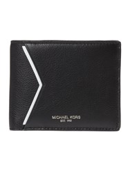 Michael Kors Bryant Coin Pocket Wallet Black