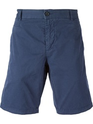 Surface To Air Classic Chino Shorts Blue
