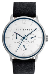 Ted Baker Multifunction Watch 42Mm Black White
