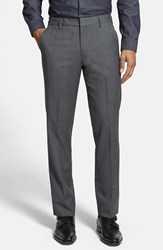 Men's Bonobos 'Foundation' Slim Fit Wool Trousers