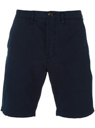 Paul Smith Ps By Cargo Shorts Blue