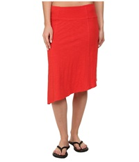 Prana Jacinta Skirt Fireball Women's Skirt Orange