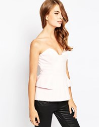 Finders Keepers Take A Shot Bustier Pink