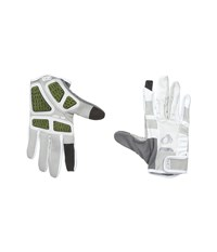 Pearl Izumi Pro Gel Vent Ff Glove White Cycling Gloves