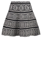 Molly Bracken Mini Skirt Black