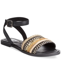 Rocket Dog Arena Two Piece Flat Sandals Women's Shoes Black