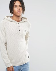 Billabong Overhead Lighthouse Hoodie Whiite White