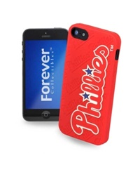 Forever Collectibles Philadelphia Phillies Iphone 5 Case Team Color