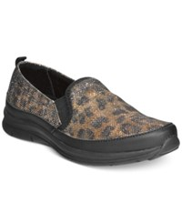 Easy Spirit Sammi Slip On Sneakers Women's Shoes Cheetah