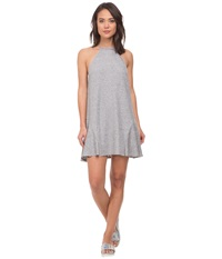 Whitney Eve Crab Claw Dress Grey Women's Dress Gray