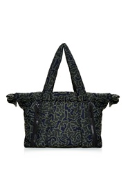 Y 3 Camouflage Print Tote