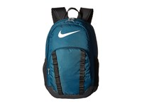 Nike Brasilia 7 Backpack Xl Midnight Turquoise Black White Backpack Bags Blue