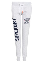 Superdry Japanese Sport Trackster Joggers Grey