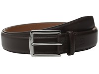 Lauren Ralph Lauren Harness Buckle Belt Brown Men's Belts