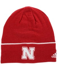 Adidas Nebraska Cornhuskers Travel Knit Hat