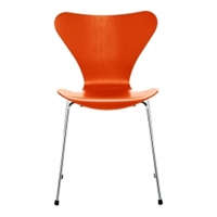 Series 7 Chair In Coloured Ash Available In 4 Colours