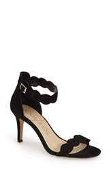Sole Society Women's 'Pia' Ankle Strap Sandal Black