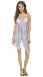 Lotta Stensson Batik Pastel Sahara Cover Up