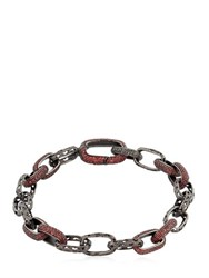 Marco Ta Moko The Warrior Fire Sapphires Bracelet