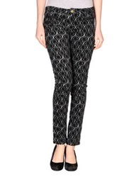 April May Casual Pants Black