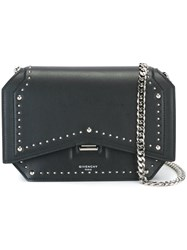Givenchy Mini 'Bow Cut' Shoulder Bag Black