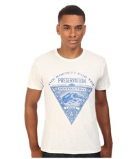 Obey Society Of Destruction Heather Ash Men's T Shirt Gray
