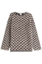 Lala Berlin Textured Pullover With Cotton Gr. Xs