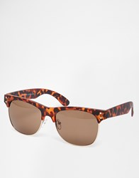 New Look Wayfarer Sunglasses Tortoiseshell