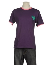 Gola Short Sleeve T Shirts Black