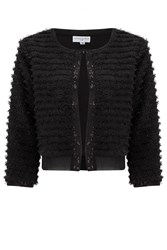 Almost Famous Textured Cardigan