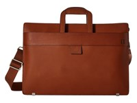 Hartmann Heritage Slim Brief Golden Oak Briefcase Bags Orange