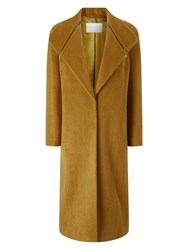 Windsmoor Zip Collar Coat Green