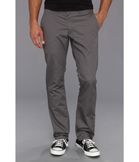 Rvca The Week End Pant Pavement Men's Casual Pants Gray