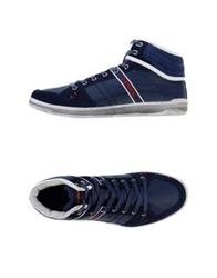 Levi's Red Tab High Tops And Trainers Dark Blue