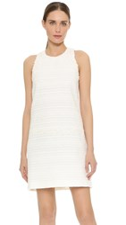 Giambattista Valli Sleeveless Dress White